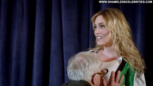 Clare Grant Con Man Ass Sexy Cleavage Celebrity Gay Breasts Big Tits