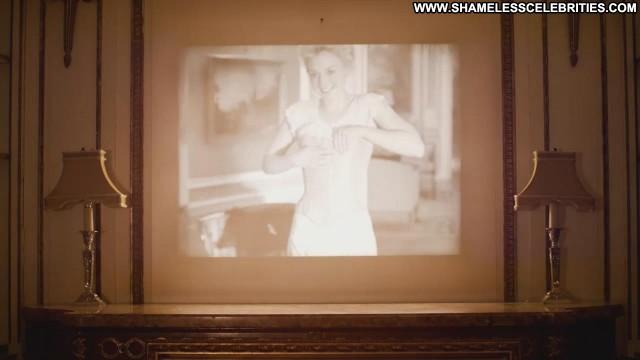 Emily Kinney The Knick  Big Tits Celebrity Breasts
