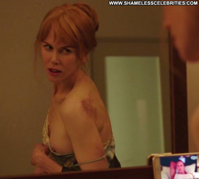 Nicole Kidman The Moment Big Tits Celebrity Bed Breasts Beautiful