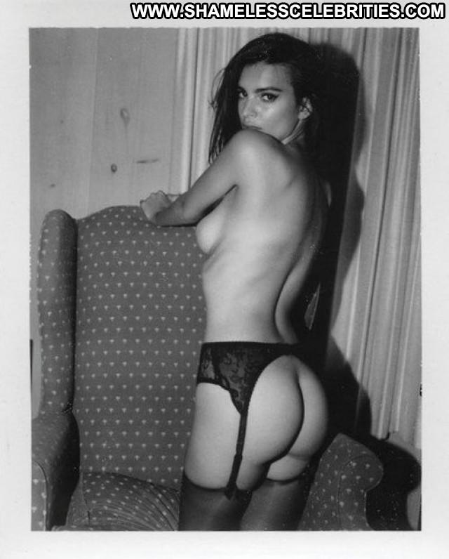 Emily Ratajkowski Jonathan Leder Nude Celebrity Babe Photoshoot
