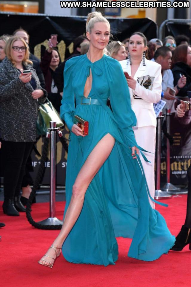 Poppy Delevingne King Arthur Beautiful Posing Hot Celebrity London