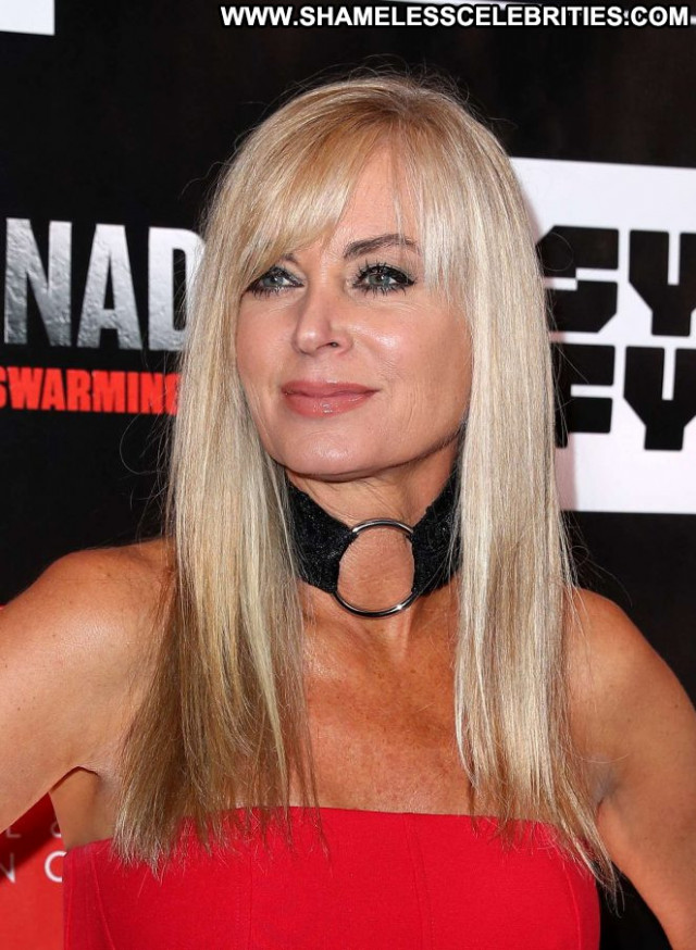 Eileen Davidson Las Vegas Posing Hot Beautiful Celebrity Paparazzi
