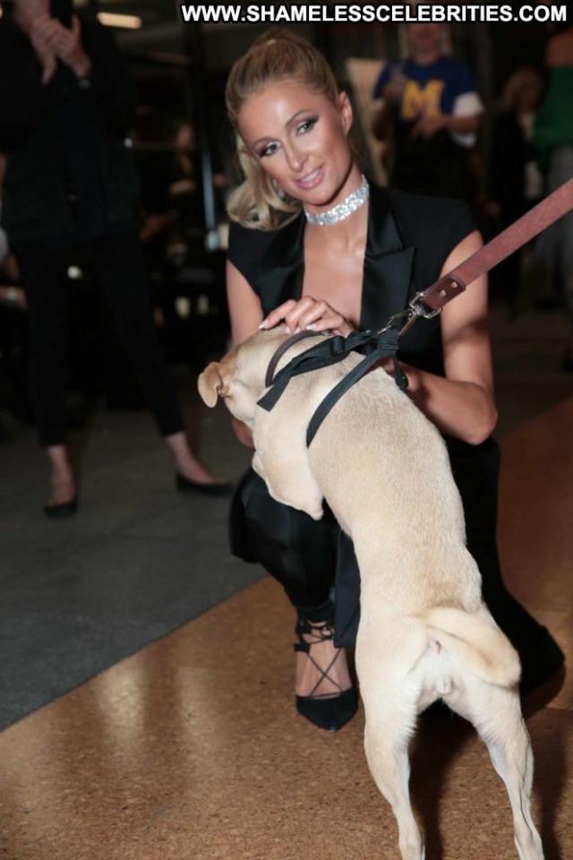 Nicky Hilton New York Posing Hot Beautiful Paparazzi Babe Summer