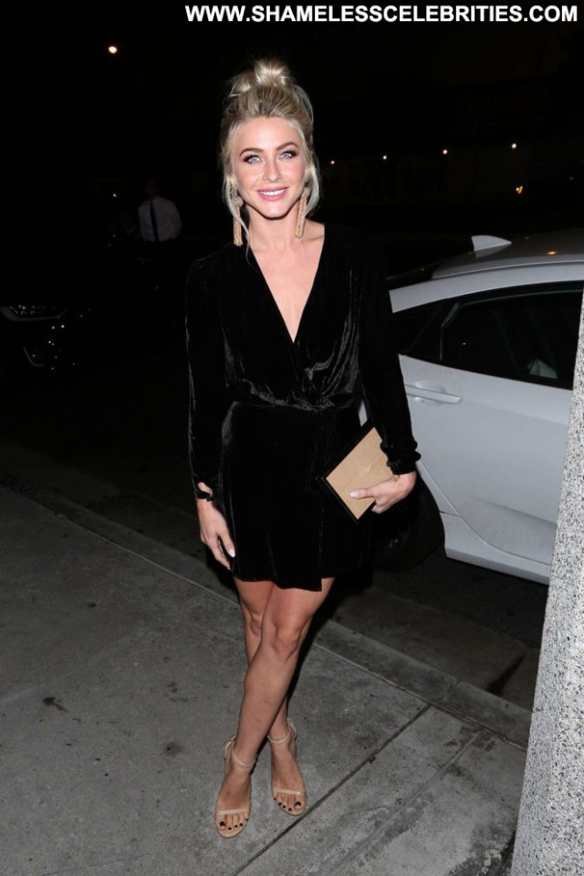 Julianne Hough West Hollywood Hollywood Celebrity Birthday Posing Hot