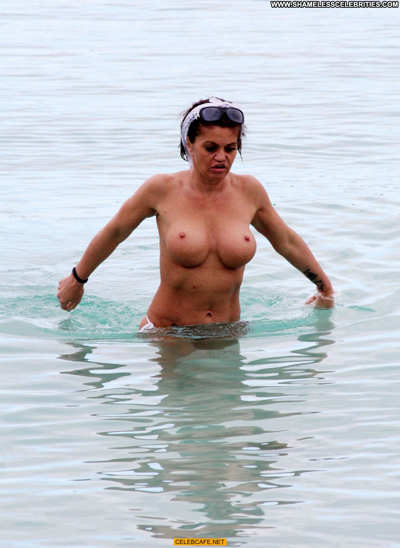 Celebrities Spain Topless
