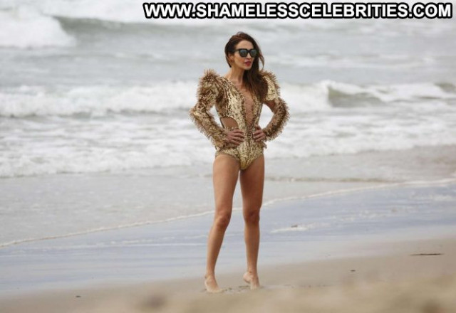 Photos No Source Photoshoot Posing Hot Babe Celebrity Beach Paparazzi