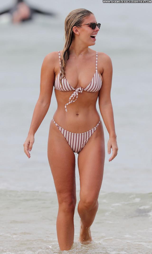 Natalie Jayne Roser No Source Australia Posing Hot Bus Babe Celebrity