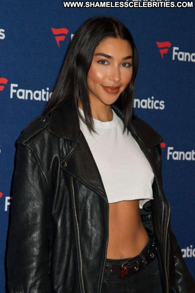 Chantel Jeffries No Source Posing Hot Babe Party Celebrity Paparazzi