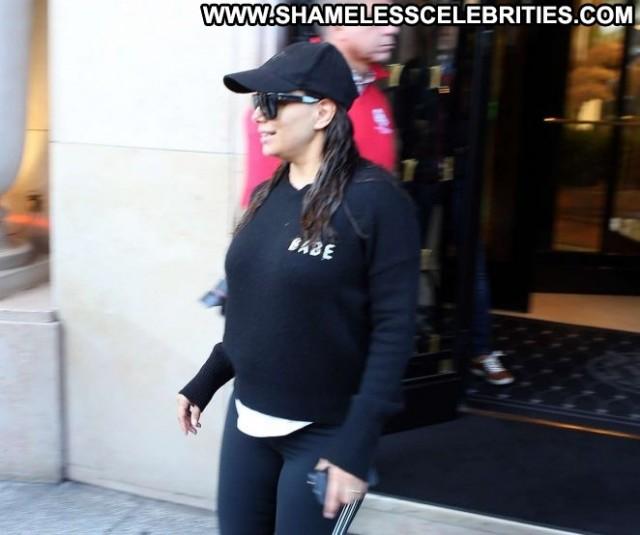 Eva Longoria No Source Hotel Paparazzi Beautiful Hot Sea Paris