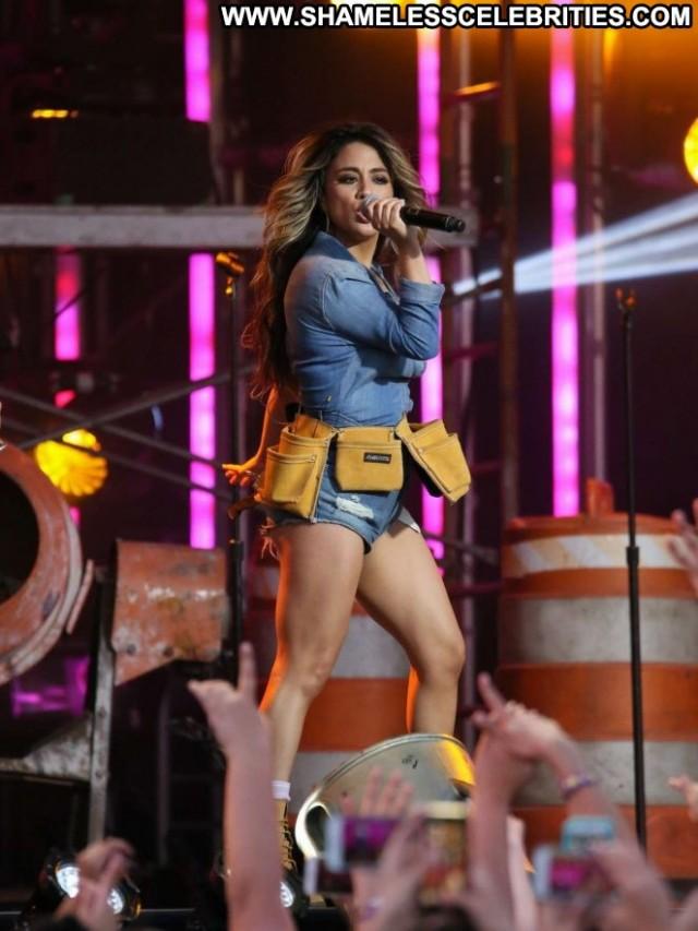 Fifth Harmony Jimmy Kimmel Live Los Angeles Babe Angel Beautiful
