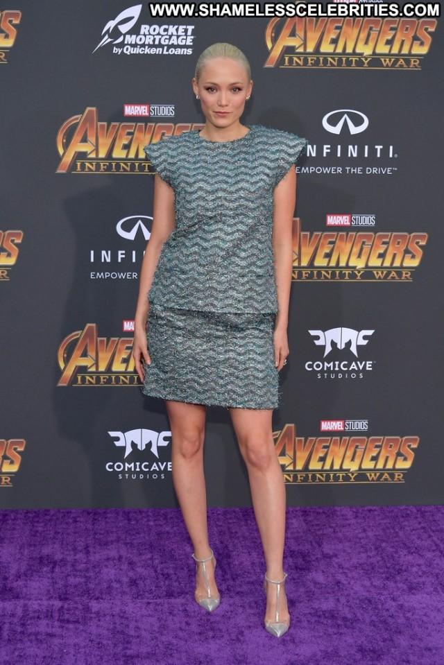 Pom Klementieff No Source Actress Asian School Female Apartment