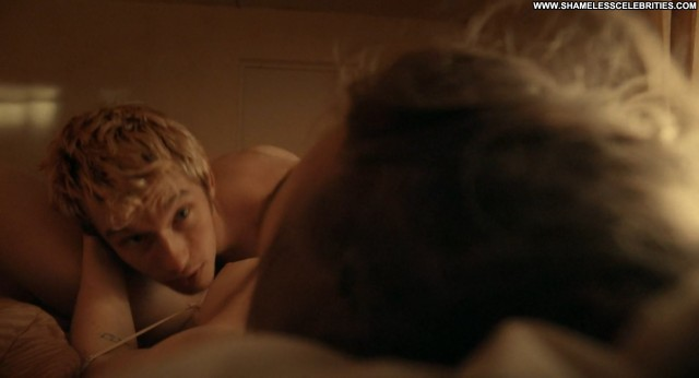 Imogen Poots No Source Actress Bush Shaved Beautiful Nude Boobs Bed