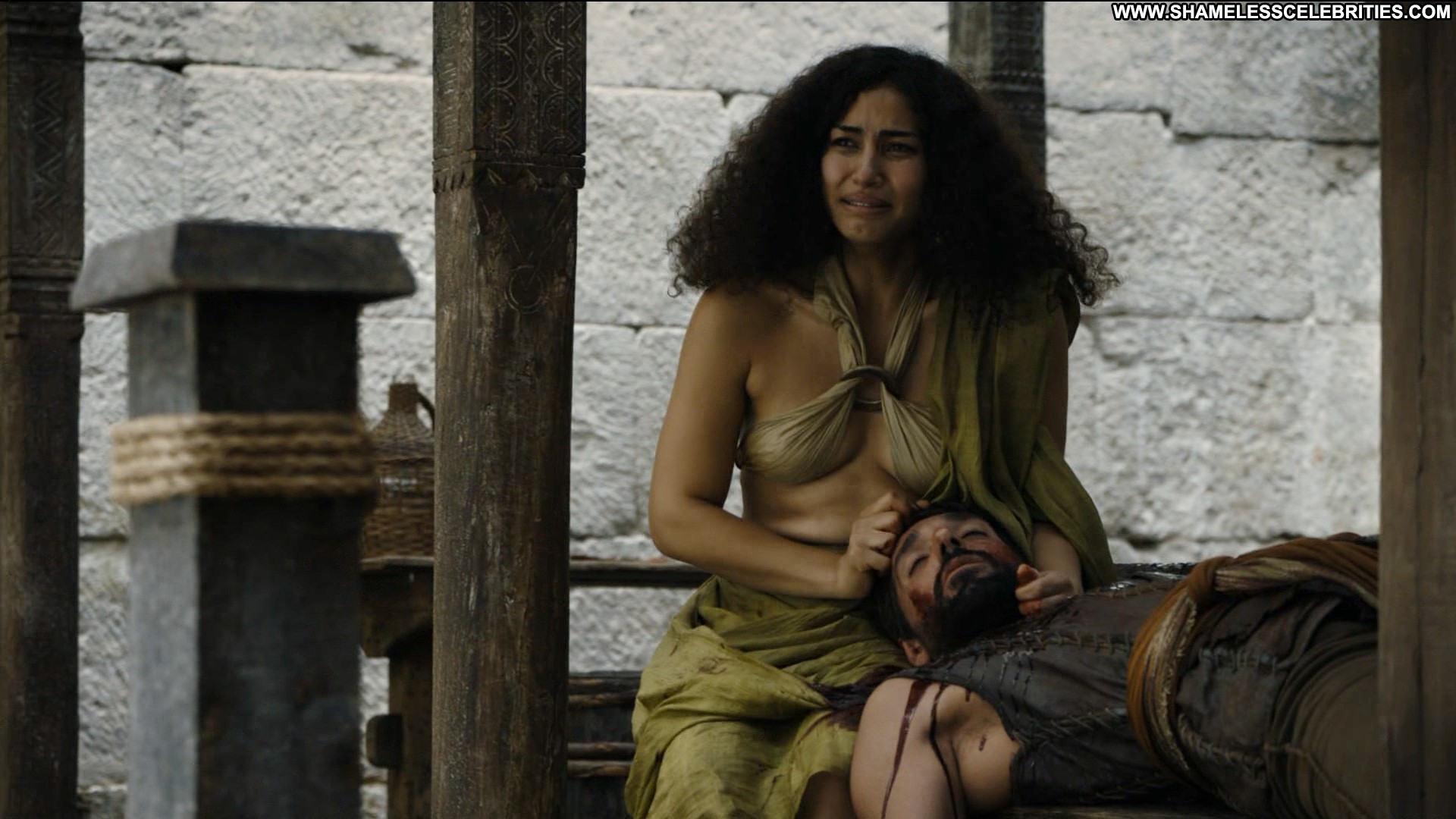 Emilia clarke nude in voice from the stone scandalplanetcom 6
