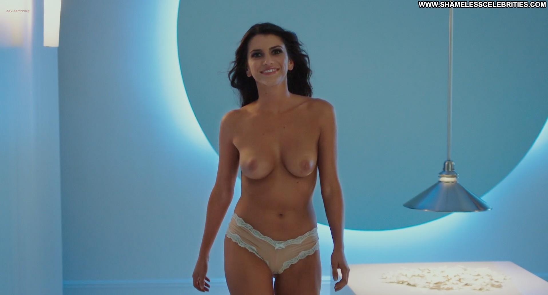 Jessica Pare Nude In Hot Tub Time Machine