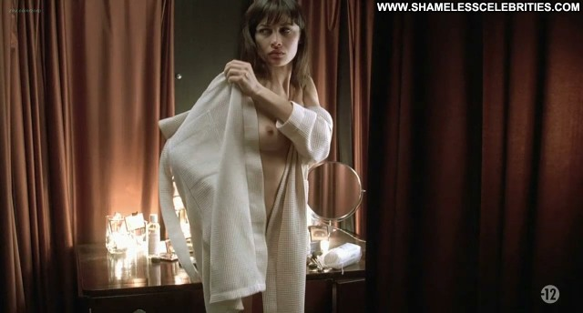 Olga Kurylenko Le Serpent Topless Posing Hot Celebrity Nude