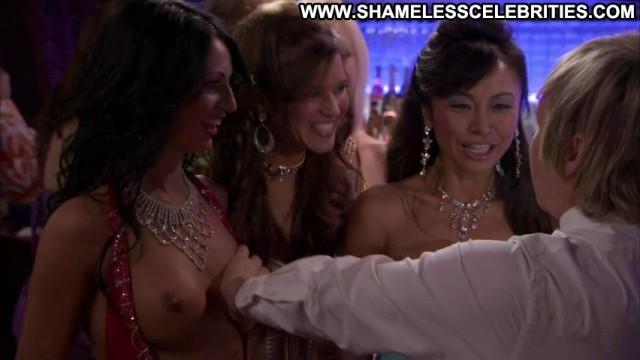 Angelina Bulygina Party Down  Big Tits Posing Hot Celebrity See