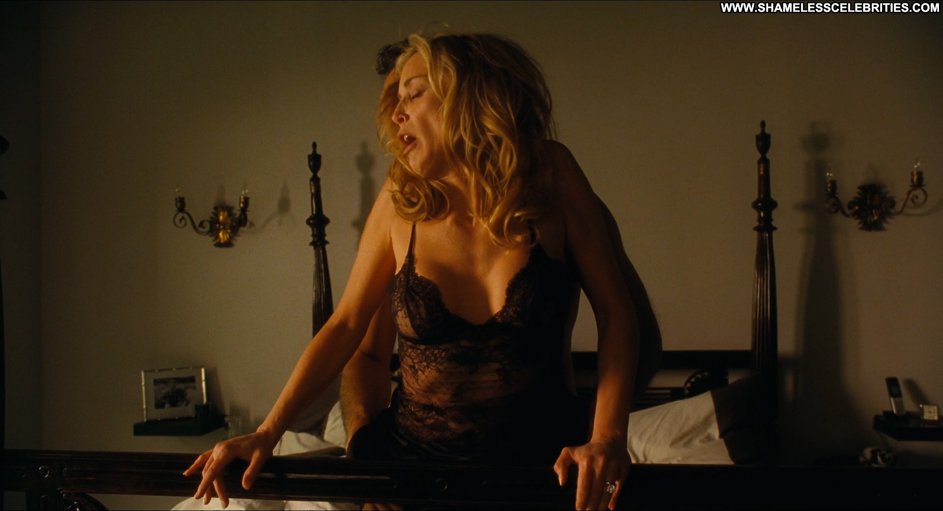 Sharon stone nude porn in fading gigolo