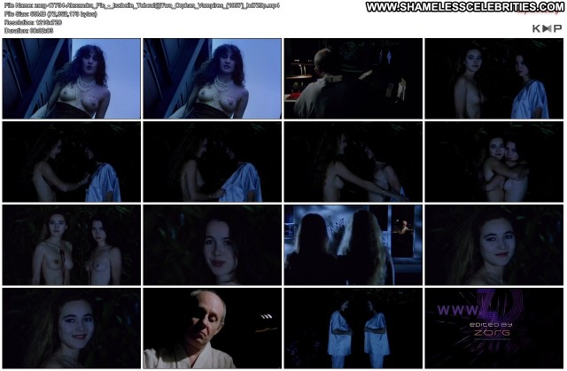Isabelle Teboul Two Orphan Vampires Celebrity Nude Topless Posing Hot