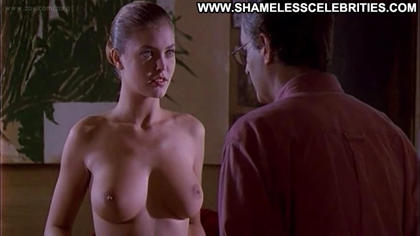 mia campbell posing naked