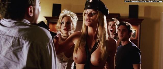 Amanda Swisten American Wedding Big Tits Posing Hot Celebrity Topless