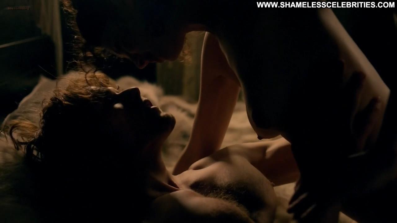 image Caitriona balfe nude outlander s01e07 Part 8