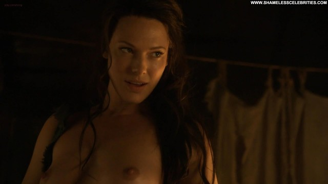 Erin Cummings Spartacus War Of The Damned Topless Nude Sex