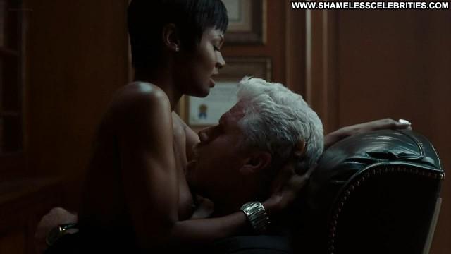 Emayatzy Corinealdi Hand Of God Nude Topless Chair Posing Hot Sex