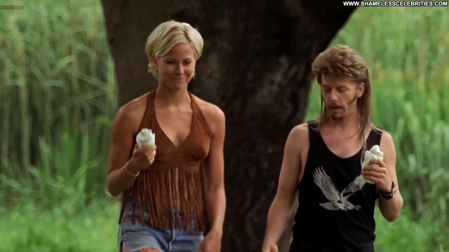 Brittany Daniel Joe Dirt Celebrity Posing Hot Hot
