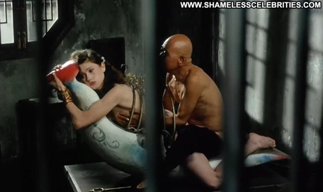 Arielle Dombasle Les Fruits De La Passion Sex Nude Bondage Celebrity