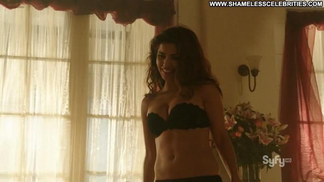 Katrine De Candole Dominion Black Nude Celebrity Posing Hot Hot