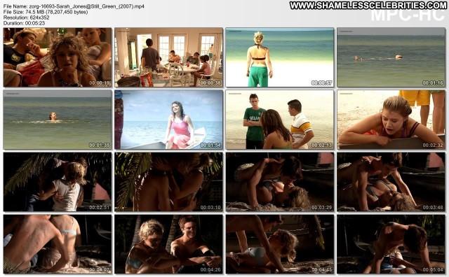 Ashleigh Snyder Still Green Posing Hot Hot Bikini Celebrity Nude