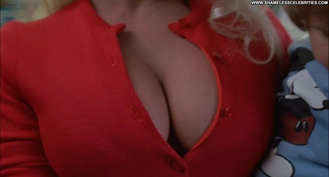 Angela Aames Bachelor Party Sexy Topless Black Posing Hot Celebrity