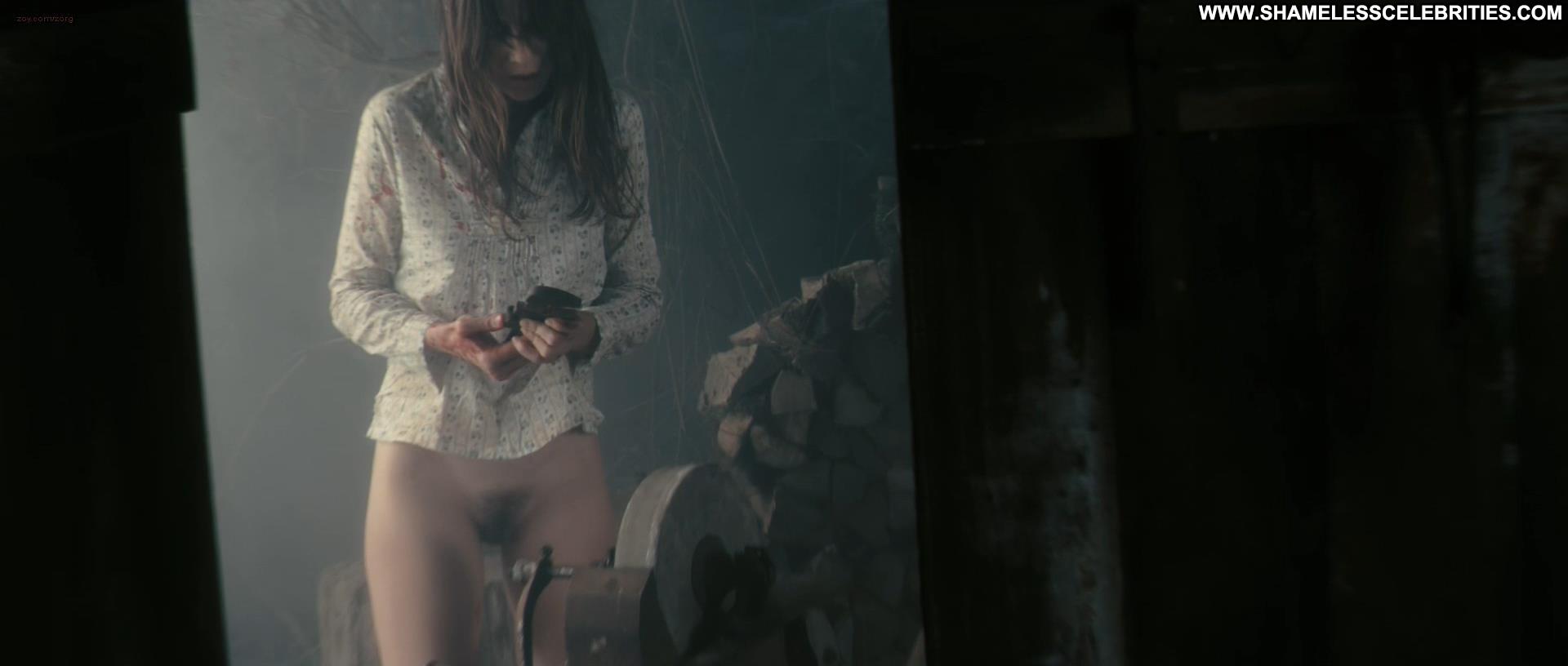 antichrist nude scenes