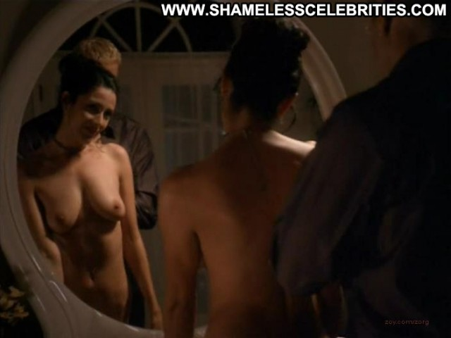 Angie Everhart Bare Witness Topless Sex Nude Posing Hot Lesbian Hot