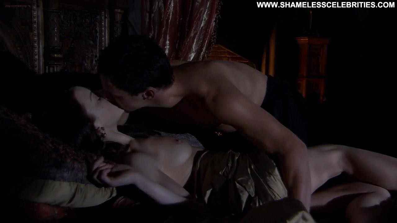 Can Tudors forest sex scene something is