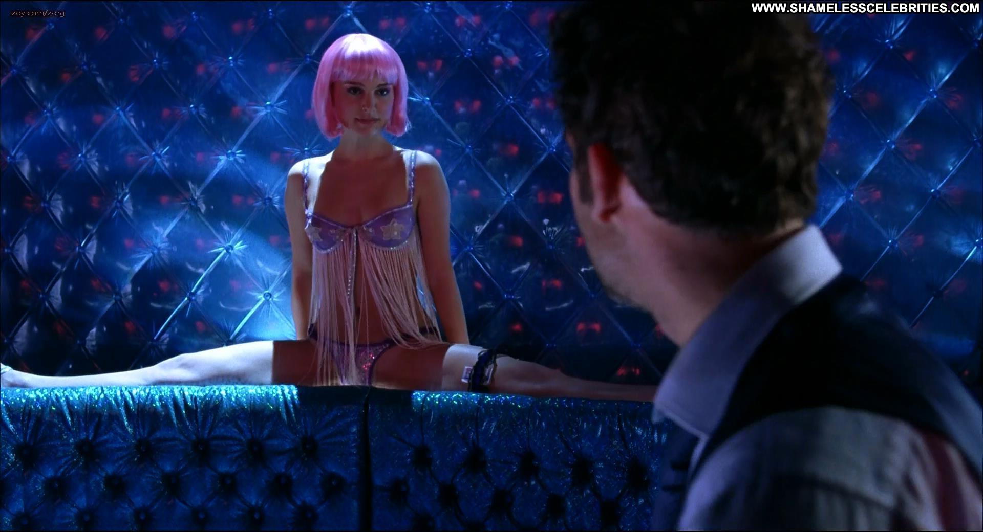 Natalie Portman Closer Celebrity Posing Hot Sexy Stripper