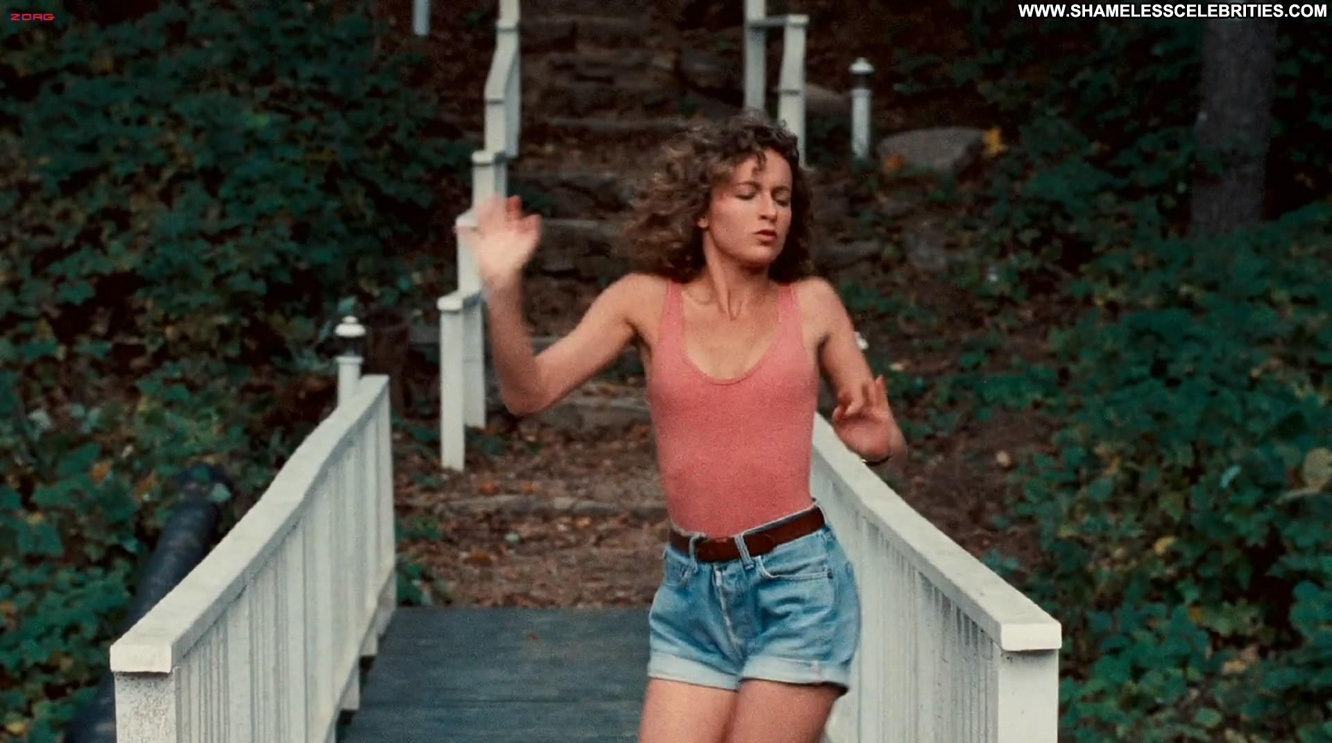 Jennifer Grey Dirty Dancing Celebrity Posing Hot Dancing ...