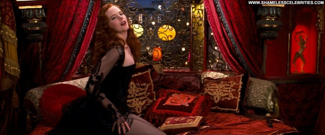 Nicole Kidman Moulin Rouge Hot Sexy Celebrity Posing Hot Babe Doll