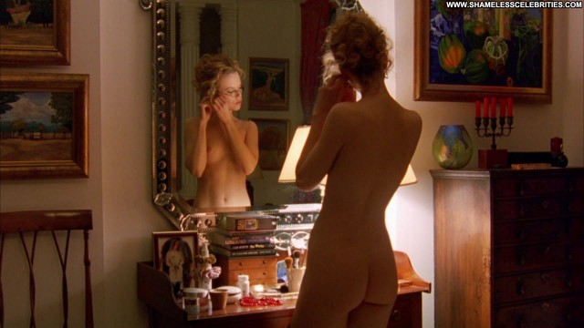 Nicole Kidman Eyes Wide Shout Topless Nude Posing Hot