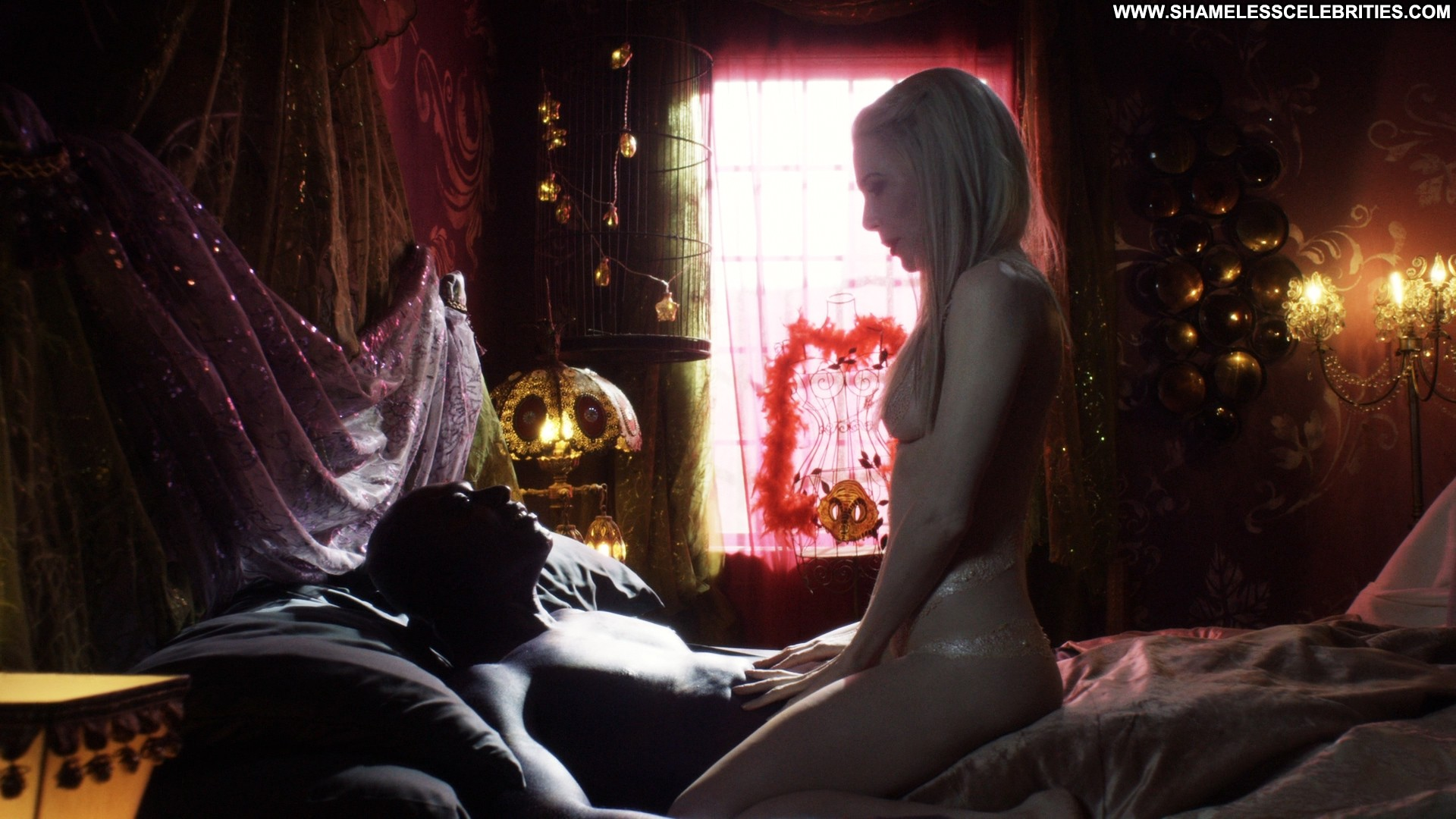 Naked amy forsyth in defiance ancensored