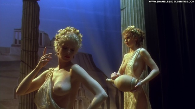 Kelly Reilly Mrs Henderson Presents Topless Celebrity Nude Posing Hot