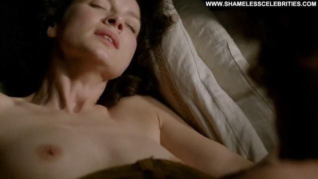 Caitriona Balfe Outlander Actress Celebrity Topless Posing Hot Nude