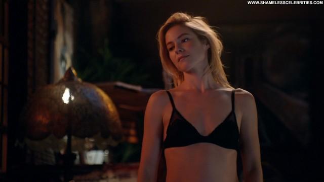 Laura Ramsey Hindsight Sexy Posing Hot Bra Panties Hot Celebrity Hd