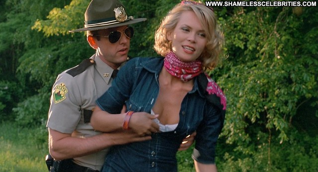 Maria Tornberg Super Troopers Sexy Scene Topless Softcore