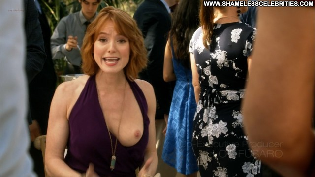 Alicia Witt House Of Lies S E Celebrity Posing Hot Nude Topless