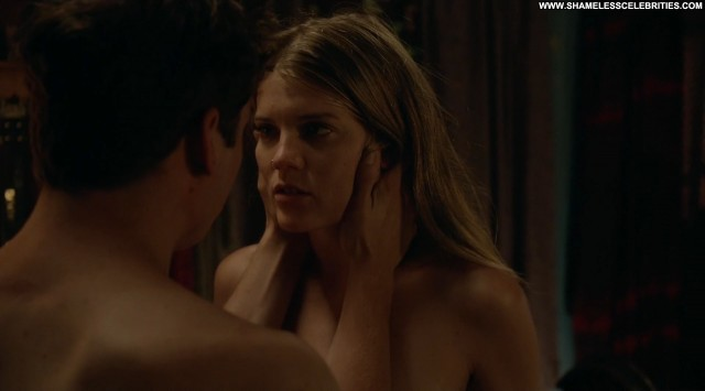 Emma Greenwell Shameless Topless Posing Hot Celebrity Nude