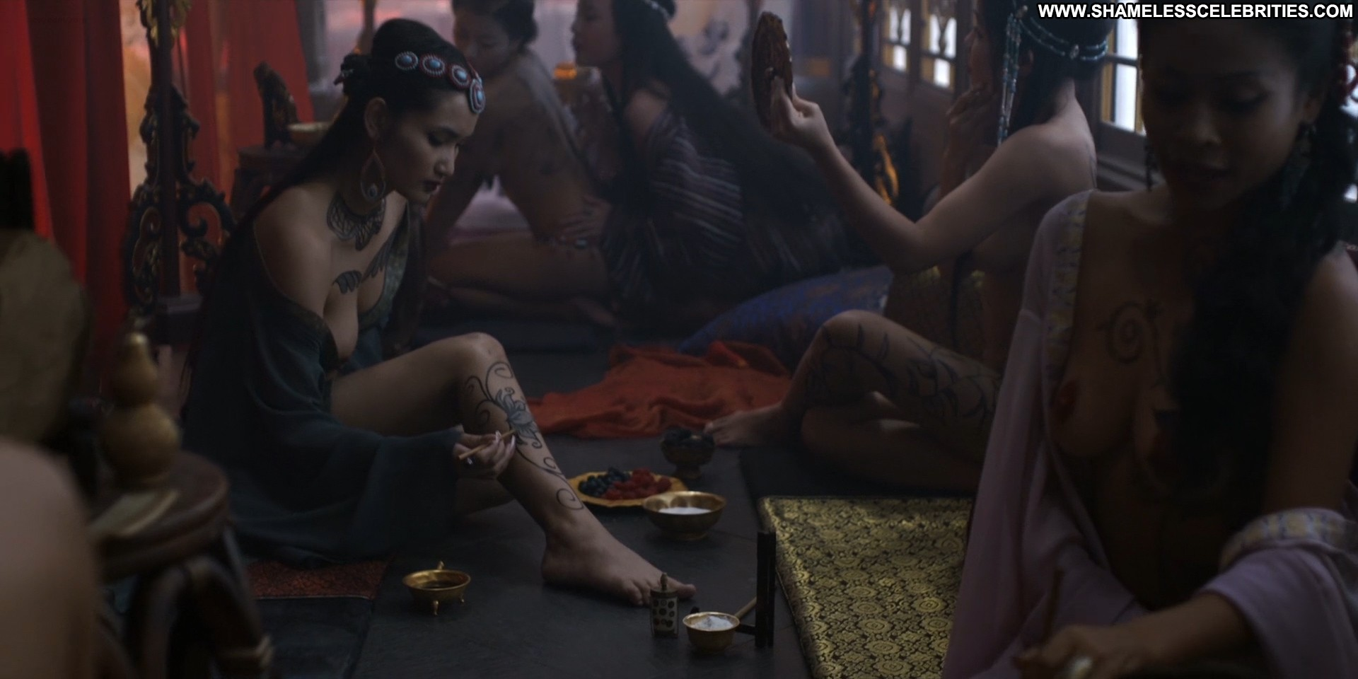 Olivia cheng nude marco polo s01e034 2