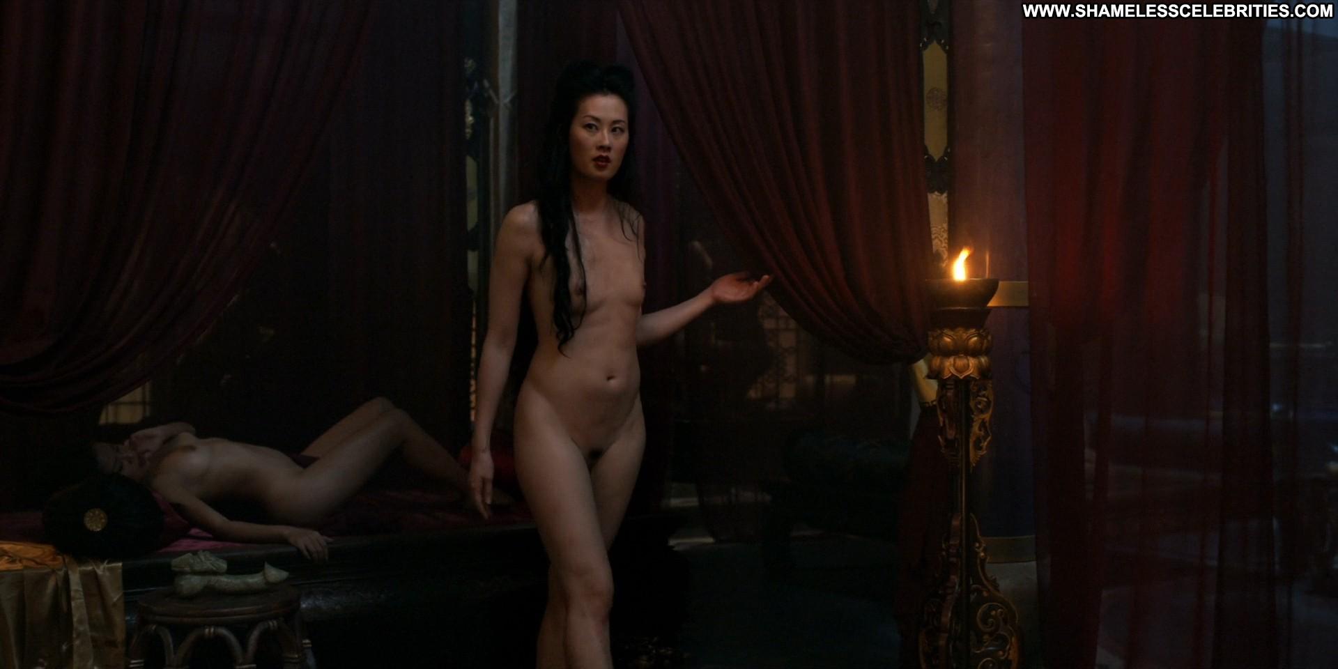 Olivia cheng nude marco polo s01e034 6