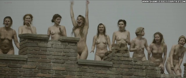 Eva Bartels Kenau Nl Celebrity Full Frontal Posing Hot Nude