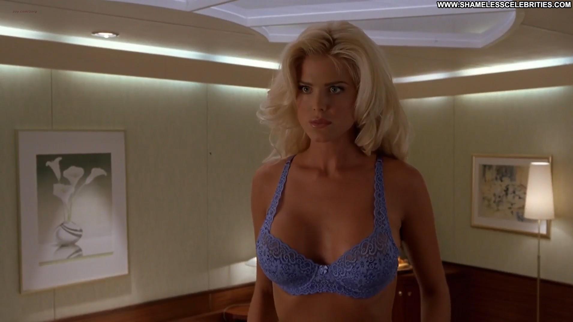 vivica a fox boat trip celebrity posing hot nude bikini topless hot